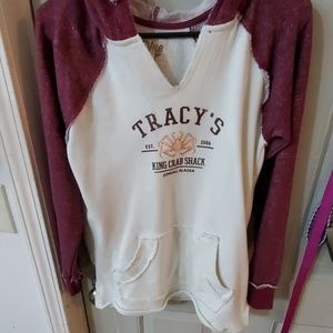 Tracy's Crab Shack Hoodie
